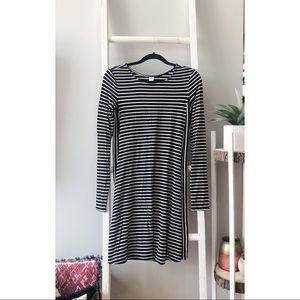 Old Navy Striped Swing Dress | Size XS